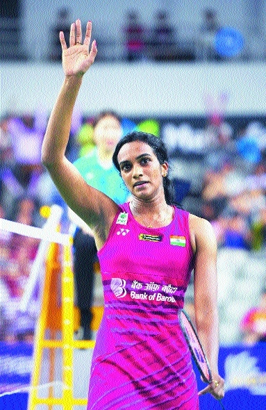 All eyes on Sindhu