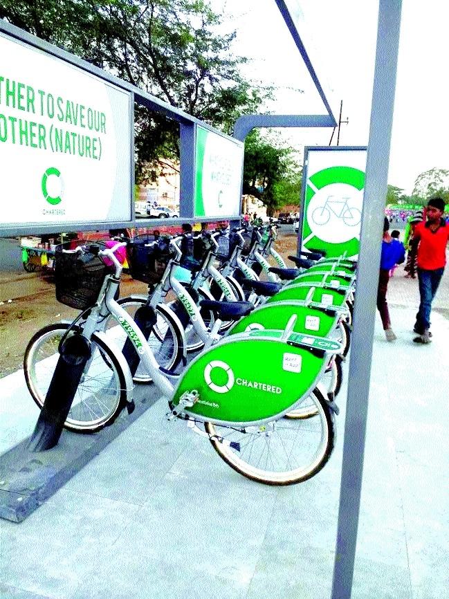 No monthly fee on smart bike registration till September 21