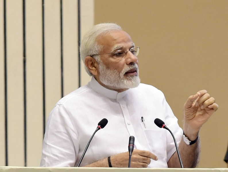 Use data analytics to track undeclared wealth: Modi