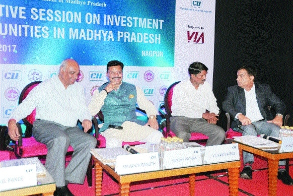 Minister Sanjay Pathak woos Vidarbha investors