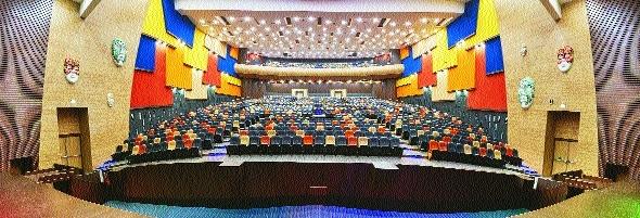 Suresh Bhat auditorium, city's new cultural identity