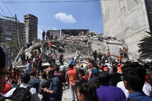 225 killed in Mexico quake