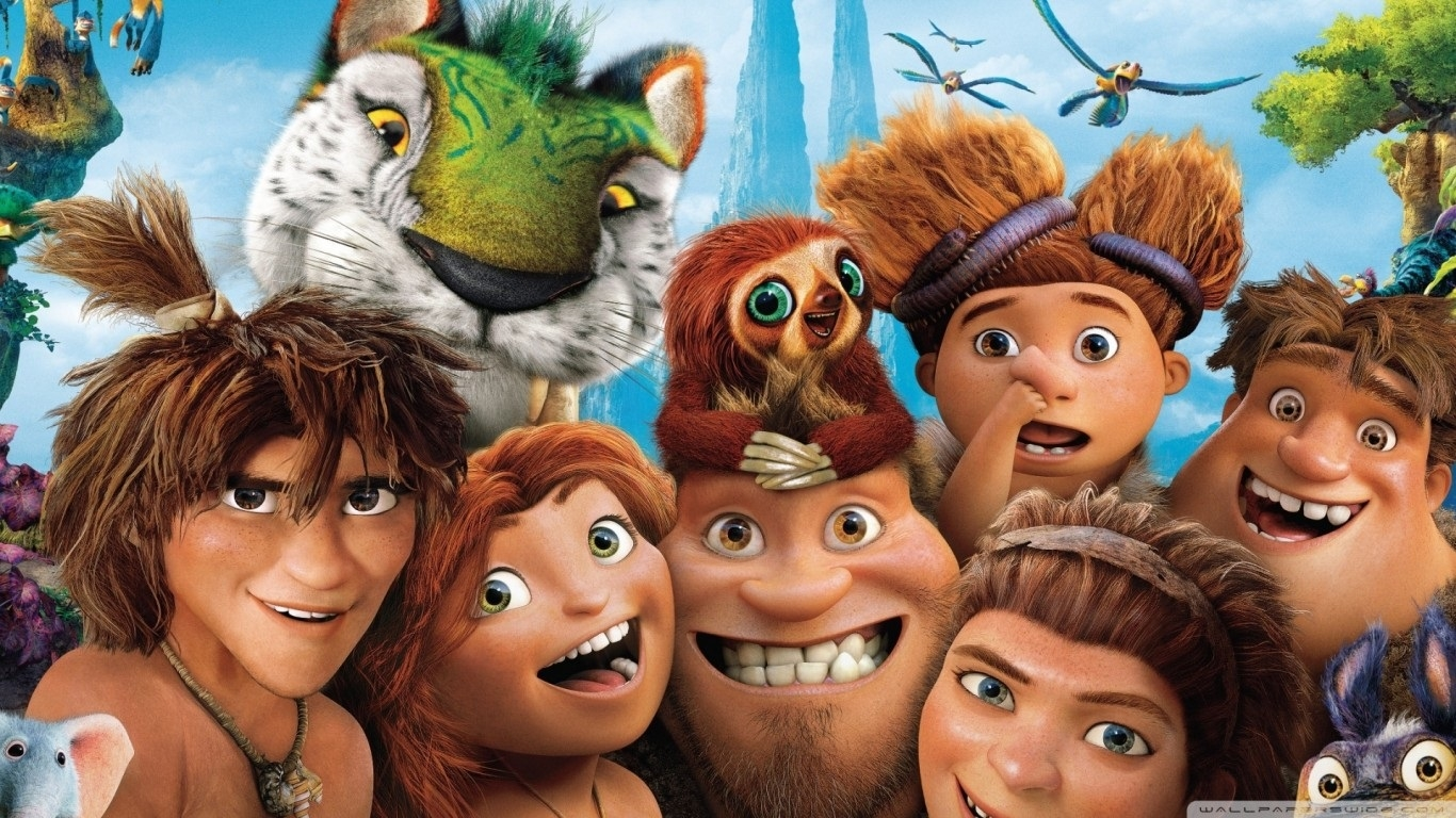 Croods 2 revived!