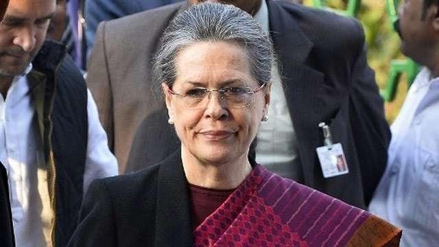 Sonia urges Modi to get Women's Bill passed in LS