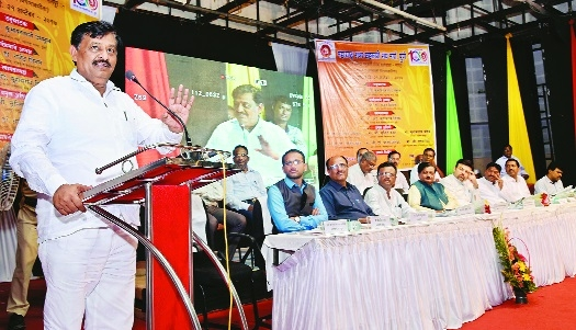 Co-op societies need to be managed professionally: Deshmukh