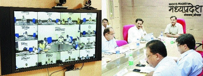 Division-level review of Revenue Deptt to begin again
