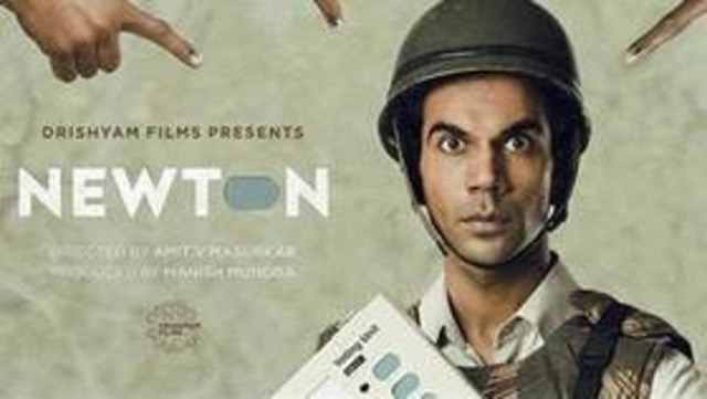 'Newton' is India's official entry to Oscars