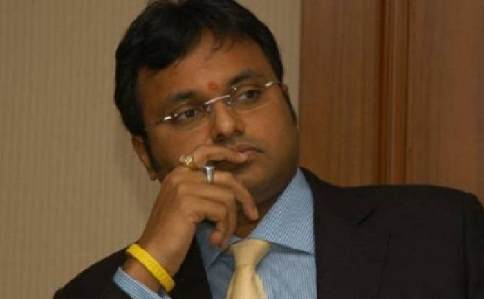 Karti was closing foreign bank accounts: CBI to SC