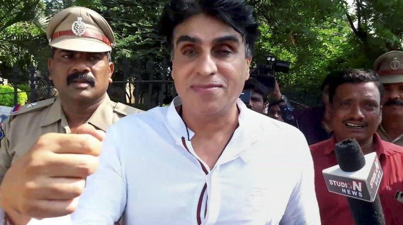 Morani surrenders in rape case; sent to 14-day MCR