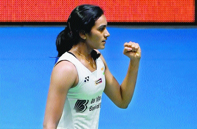 Sports Ministry recommends Sindhu for Padma Bhushan