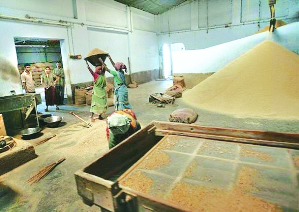Govt's nod to CFC in rice milling cluster at Paoni
