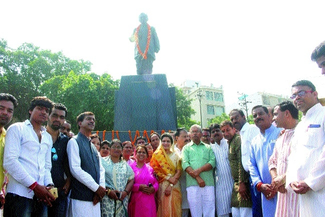 BJP remembers Pt Deendayal Upadhyaya