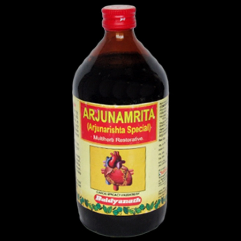 Baidyanath launches Arjunamrita for heart