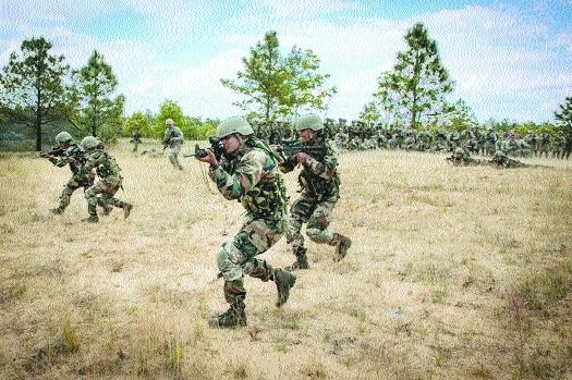 Army strikes Naga rebels along Myanmar border