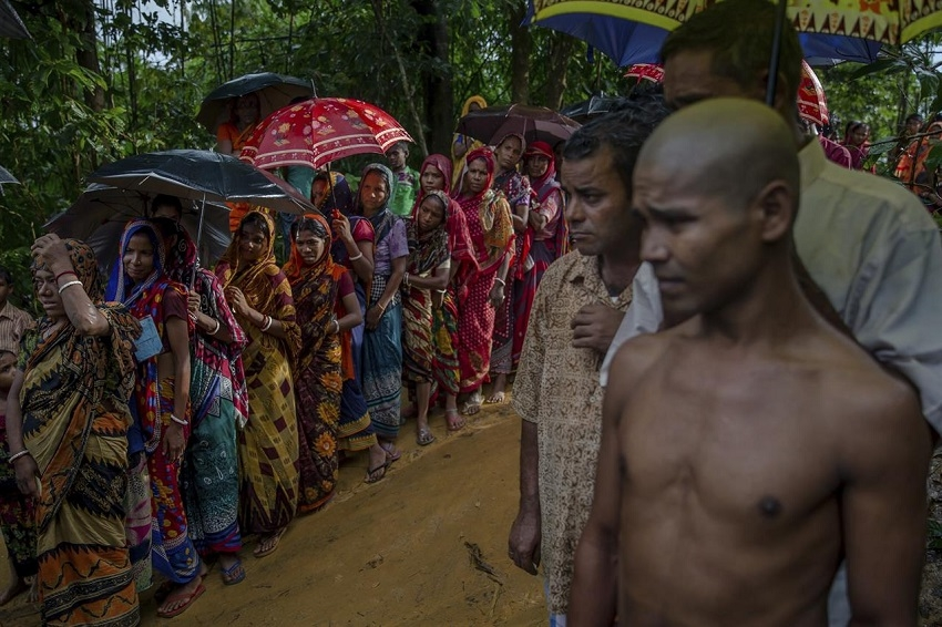 163 people killed in Rohingya attacks in a year: Myanmar