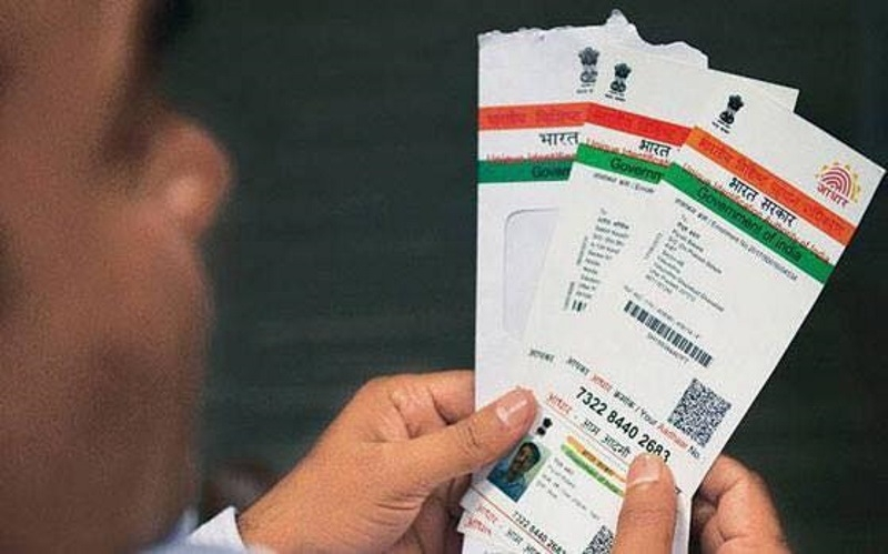 Deadline for obtaining Aadhaar extended by three months