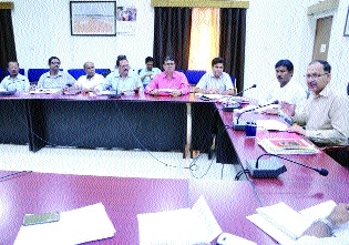 Collector reviews Integrated Livelihood mission