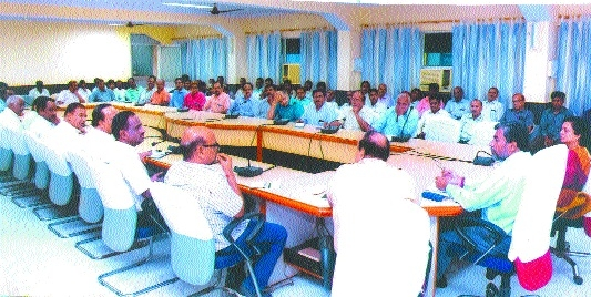 Monthly meet of JDA employees held