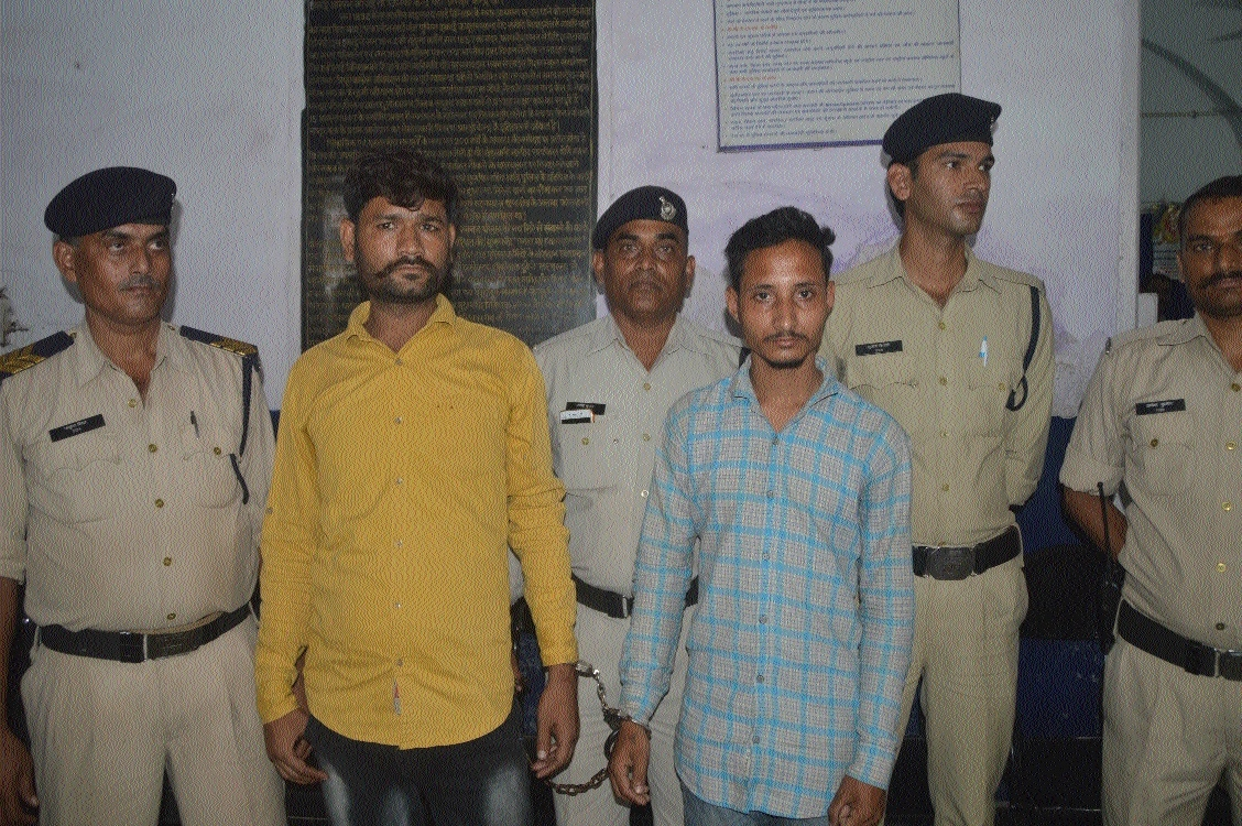 Two accused held in Seoni murder case