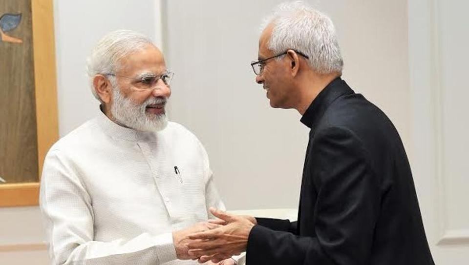 Father Tom freed from IS captivity,meets PM