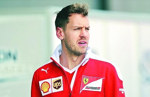 Vettel won't change style after Singapore exit
