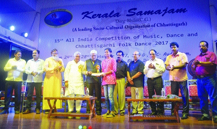 All India Music, Dance contest by Kerala Samajam concludes