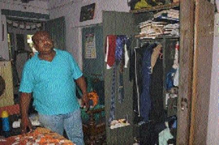 House burgled in Gorakhpur