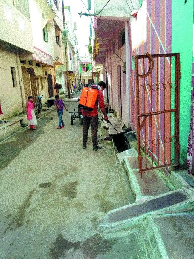 BMC's anti-larvae campaign continues in city