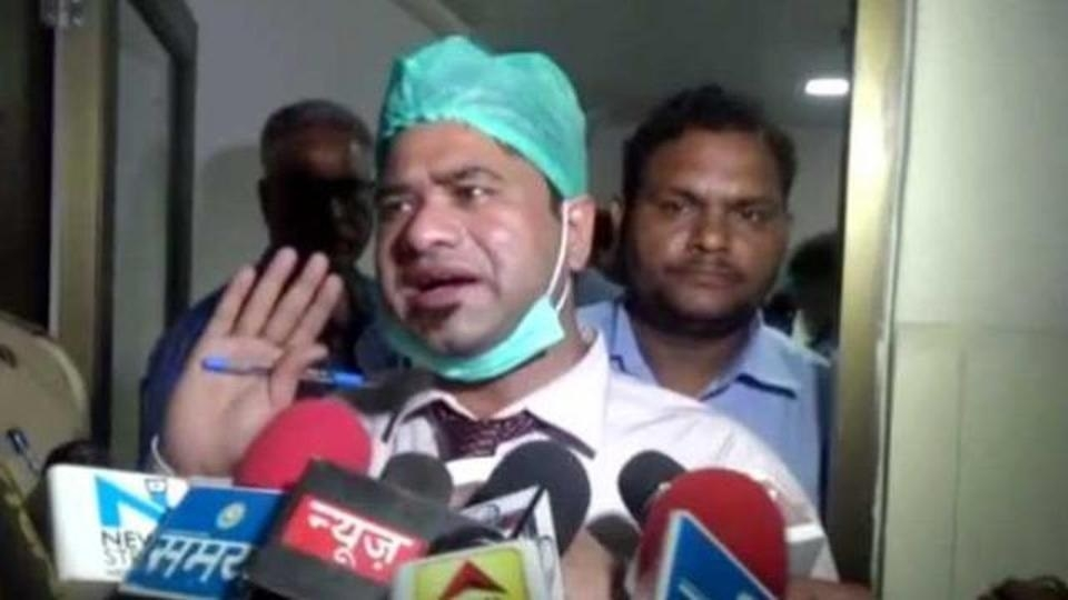 Gorakhpur deaths: Dr Kafeel arrested