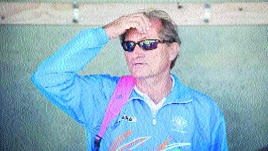 Hockey India sacks chief coach Oltmans