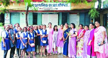 CMPDI's drive to create awareness on female hygiene in rural areas
