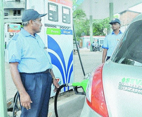 Prices of petrol up Rs 4.86, diesel rises by Rs 2.23 since July