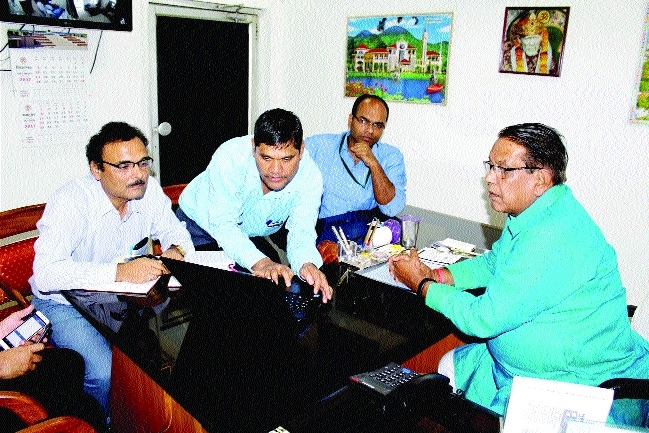 Redressal of cases related to Revenue Department through 'Uttara' app