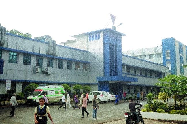 Ruckus and mismanagement in city hospitals under MPHRC scanner