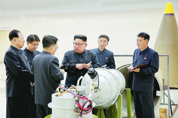 N Korea claims 'perfect success' in hydrogen bomb testing