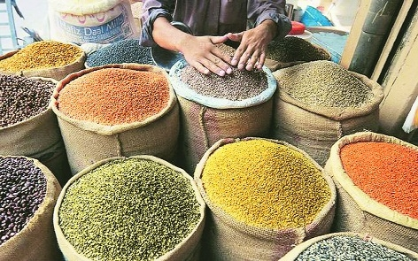 Pulses prices soften by Rs 500 per quintal in wholesale market