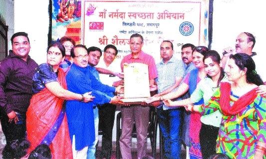 President award winner Shailjakant Mishra feted