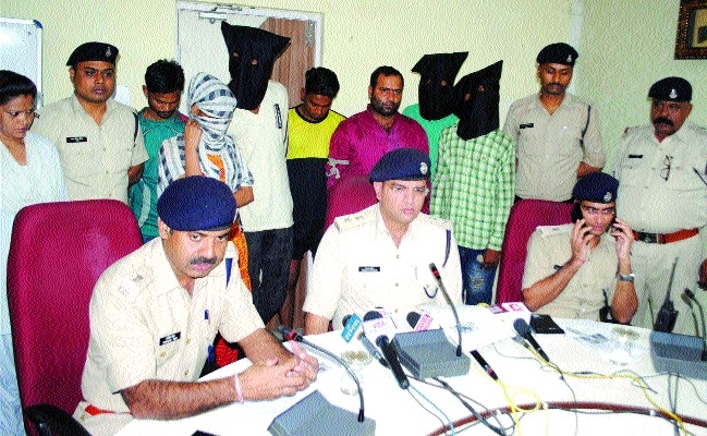 Loot incident accused arrested