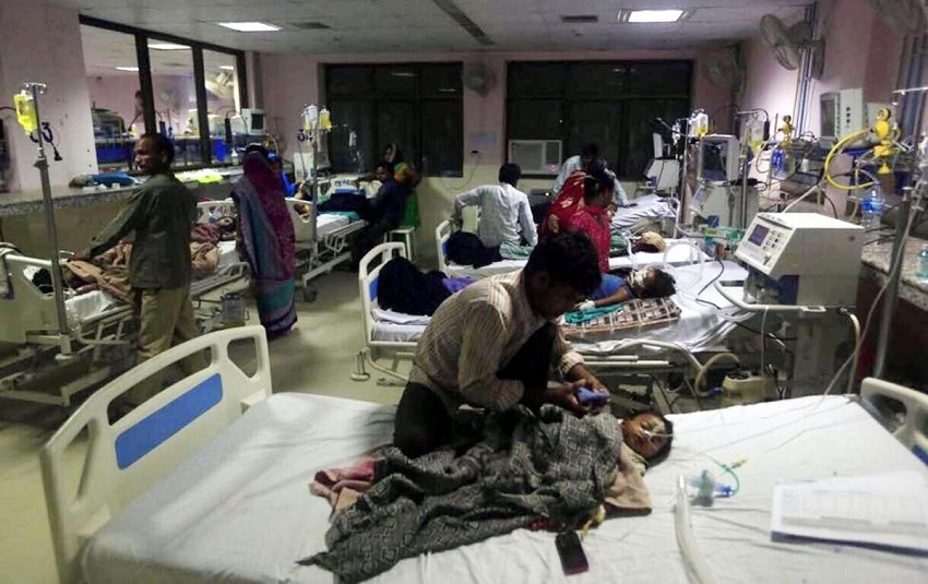 49 infants die in another UP hospital