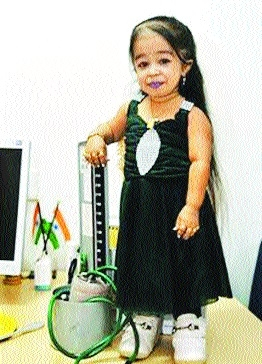 Jyoti Amge files plaint against bogus FB post about marriage