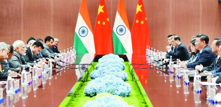 Xi, Modi agree to look beyond Doka La