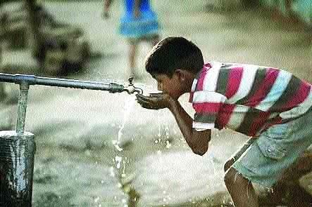 Labourer families of Kanhasaiya get drinking water via Nal-Jal Yojana