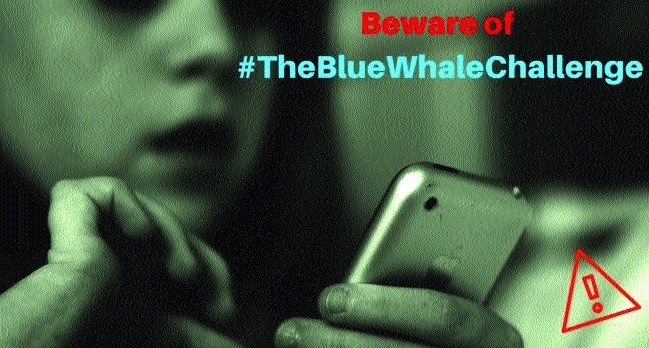 Counsellors help rescue kids from grip of 'Blue Whale'
