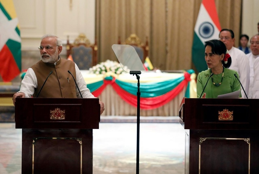 India shares concern over violence in Myanmar: PM