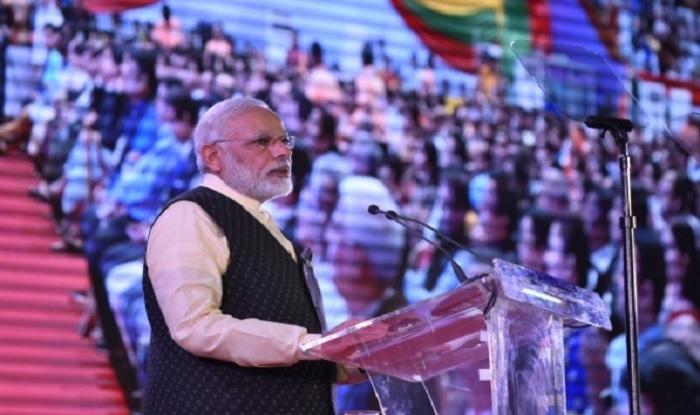 PM justifies demonetisation amid criticism