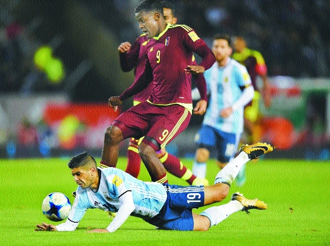 Argentina and Chile stumble again