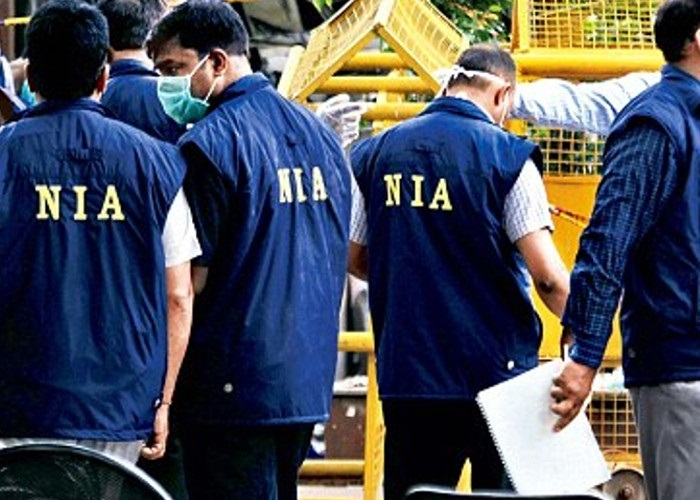 NIA raids 11 places in Kashmir, Delhi in terror funding case