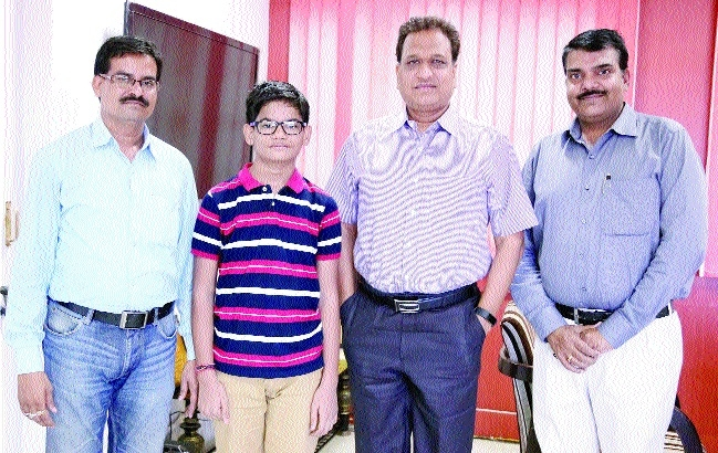 Chess player Anuj selected for FIDE World Youth C'ship