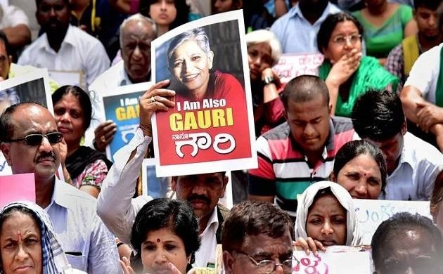 Karnataka Govt offers Rs 10 lakh reward for clues on Lankesh killers