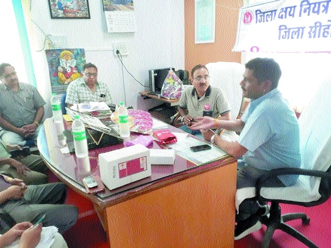 State's first daily regimen for TB patients inaugurated at Sehore TB centre